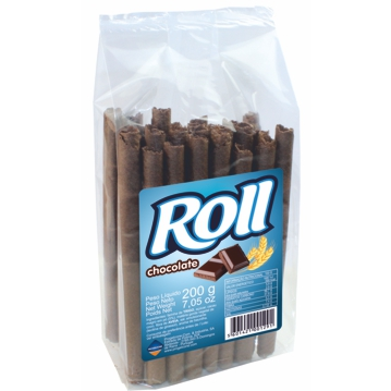 Roll Waffer Chocolate 24x200g