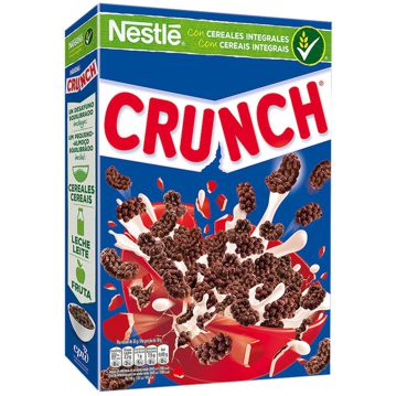 Cereais Crunch Nestle 375g