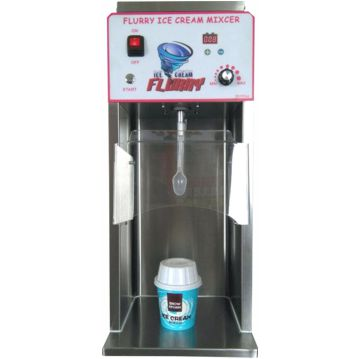 Máquina Gelado Soft Flurry Mixer 201Plus